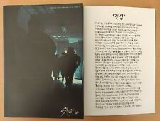 STRAY KIDS I AM NOT ALBUM PHOTOBOOK I AM VERSION SEUNGMIN FIRST PAGE
