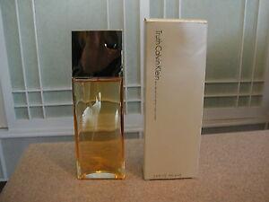 Calvin Klein TRUTH Eau de Parfum Spray Perfume Large 3.4 oz. NEW IN BOX 99% full