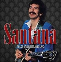 Santana - Tales of Kilimanjaro Live (2015)  2CD  NEW/SEALED  SPEEDYPOST
