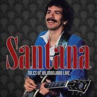 Santana - Tales of Kilimanjaro Live (2015)  2CD  NEW/SEALED  SPEEDYPOST