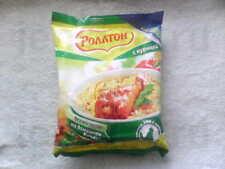 Hot spicy chicken Ramen Rollton 60g 2oz 1-30pcs Mukbang instant noodles soup