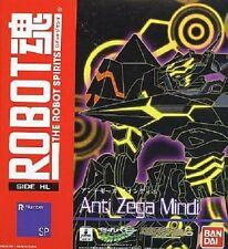 New Bandai Robot Spirits SIDE HL Anti Zega Mindi Pre-Painted