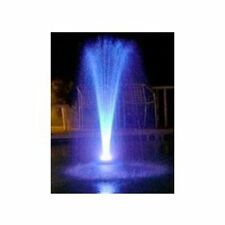 Custom Pro Floating Water Fountain with Multi-color LED Lights (1100 gph)