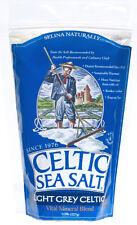 CELTIC SEA SALT ~ COARSE LIGHT GREY ~ ½ lb (227g)