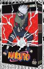 15023//COFFRET 3 DVD NARUTO VOLUME 13 EPISODES 157 A 169  NEUF SOUS BLISTER