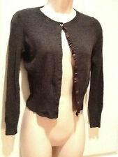 Express XS Button Front Sweater
