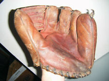 "antique baseball glove ""Revelation"" Fat fingers NiceSEE"