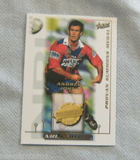 2002 RUGBY LEAGUE CARD - DM2  ANDREW JOHNS, NEWCASTLE KNIGHTS