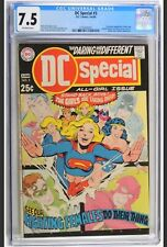 DC Special #3 (1969) - CGC 7.5 - All-Girl Issue Nick Cardy and Neal Adams Cover!