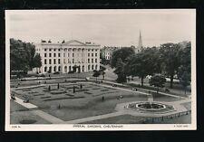 Glos Gloucestershire CHELTENHAM Imperial Gdns Tuck c1950s? RP PPC