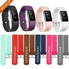 Sport Strap Heart Rate Bands For Fitbit Charge 2 HR Fitness Wristband, Size S/L