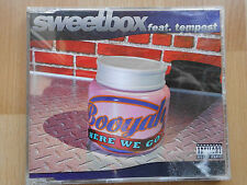 PROMO- CD-SINGLE: SWEETBOX feat TEMPEST- Booyah Here We Go