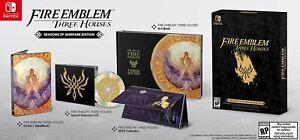 Fire Emblem Three Houses Seasons of Warfare Edition (Nintendo Switch)