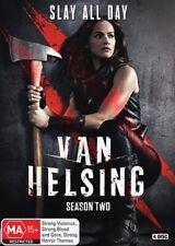 Van Helsing - Season 2, DVD