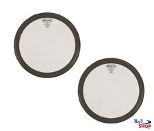 DrumHeads TomTom 08in High Quality Double Coated Deep Saturn PHS0835 Pack of 2
