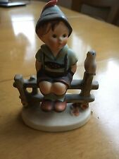 Vintage Hummel Figurine - Wayside Harmony - Tmk4 -