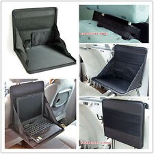 Car SUV Seat Mount Tray Notebook Desk Bag Food Stands Portable Fold Table Holder