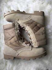 Mens rothco army boots sz.9 10/10