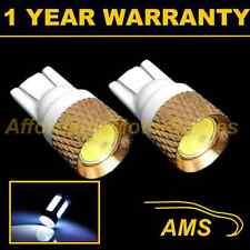 2X W5W T10 501 Xenon bianche ad alta potenza LED SMD TARGA LAMPADINE NP101002