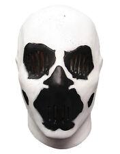 Watchmen Traje Accesorio, Para Hombre Rorschach Completa Máscara