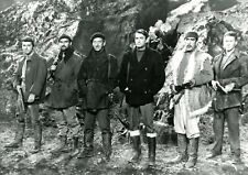 """ANTHONY QUINN GREGORY PECK """"LES CANONS DE (THE GUNS OF) NAVARONE"""" PHOTO CP"""