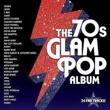The 70s Glam Pop Album - Vinyl 2LP - Pre Order -19th Mar