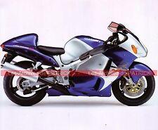 SUZUKI GSX-R 1300 Hayabusa ( GSXR ) 1998 Fiche Moto 000047