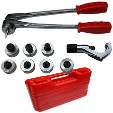 Coffret Pince a emboiture 10-12-14-16-19-22-25 mm,Plomberie tubes cuivre métric