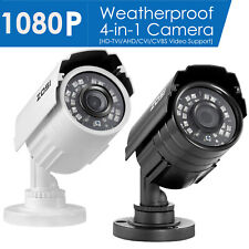 ZOSI 4in1 1080p Outdoor night vision CCTV Security Surveillance Camera System