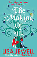"""VERY GOOD"" Jewell, Lisa, The Making of Us, Book"
