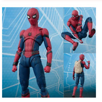 S.H.Figuarts Marvel Spider Man HomeComing PVC Action Figure Avengers Hero in box