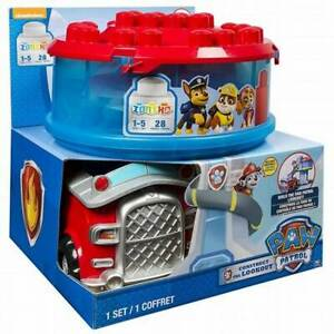 PAW PATROL CONSTRUCT THE LOOKOUT INCLUDES MARSHALL FREE POSTAGE