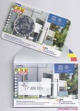 """EERSTE DAG UITGIFTE 5 EURO NEDERLAND 2013: """"HET RIETVELD VIJFJE"""""""