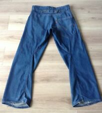 LEVI'S TWISTED / ENGINEERED JEANS CINCH BACK SIZE 32 X 32 HEM WEAR SEE DESCRPTN