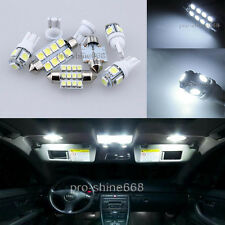 Map Dome Trunk Blub LED Interior Light Package 9 White Kit For 05-16 Scion tC PZ