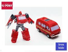 Transformers Autobot G1 Style Robot Toy - Ironhide