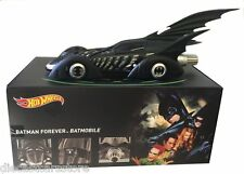 HOT WHEELS 1995 BATMAN FOREVER BATMOBILE 1/18 DIECAST MODEL  BLY43