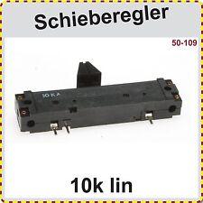 Print Schieberegler / 40mm Schiebeweg / 10k lin.