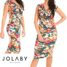 2299 JOLABY DRESS SIZE 10/12 Bodycon Races Wedding Party Evening Occasion.