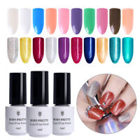 5ml One-step UV Gel Nail Polish Colorful Soak Off  Varnish Born Pretty