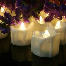 12 Packs of LED Candle Lights Battery Flameless Timing Christmas Party Ceremony