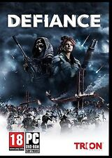 DEFIANCE: JOIN THE FIGHT. BRAND NEW PC-DVD SOFTWARE.  SHIPS FAST AND SHIPS FREE.