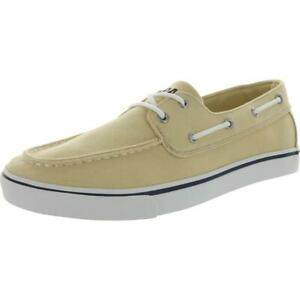 U.S. Polo Assn. Starboard Men's Canvas Lace-Up Boat Shoes
