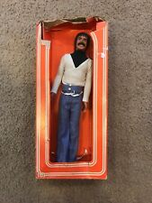 """Vintage 1976 Mego Corp 12"""" Sonny Bono Doll With Original Box See Re"""