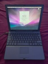 "Apple PowerBook G4 12"" 1.5GHz / 768MB / 80GB"