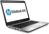 "HP EliteBook 840 G4 14"" FHD i7-7600U 2.8GHz 16GB 256GB SSD Win 10 touch screen"