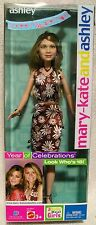"Mary-Kate& Ashley Year of Celebration ""look Who's 18!"" doll Mattel(NIB)2004 Rare"