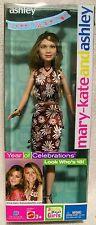 "Mary-Kate& Ashley Year of Celebration ""look Who's 18!"" doll Mattel(NIB)2004 Rare"