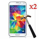 For Samsung Galaxy S9 S7 S8 Tempered Glass Protective Screen Protector Film 2X