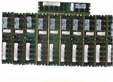 LOT 11X HYNIX HYMP151P72CP4-Y5 AB-C 2RX4 PC2-5300P 667MHz ECC SERVER MEMORY